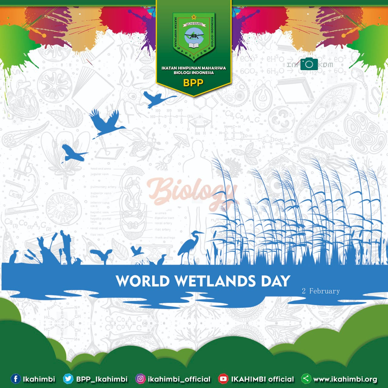 Peringatan World Wetlands