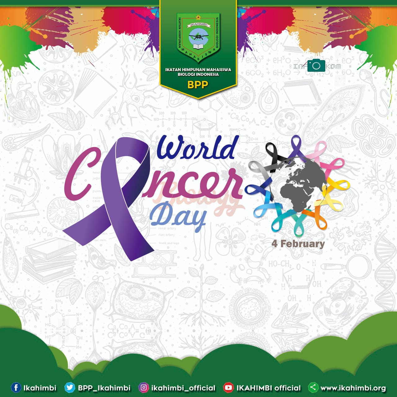 Peringatan World Cancer Day