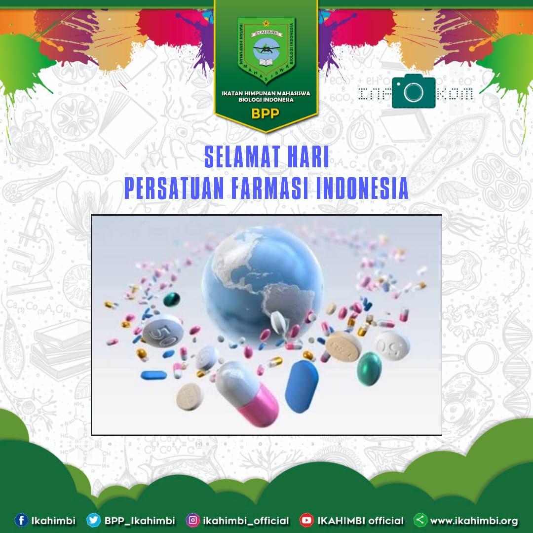 Peringatan Hari Persatuan Ahli Farmasi Indonesia