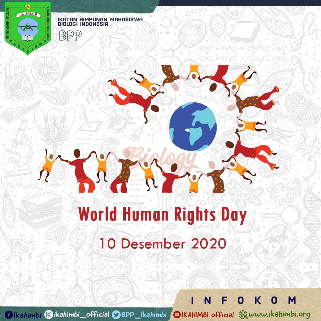 [[WORLD HUMAN RIGHTS DAY]]